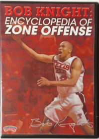 Encyclopedia Of Zone Offense by Bob Knight Instructional Basketball Coaching Video