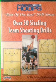 Over 30 Sizzling Team Shooting Drills by Winning Hoops Instructional Basketball Coaching Video