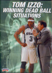 Winning Dead Ball Situations by Tom Izzo Instructional Basketball Coaching Video