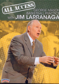 All Access: Jim Larranaga by Jim Larranaga Instructional Basketball Coaching Video