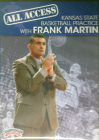 All Access: Frank Martin by Frank Martin Instructional Basketball Coaching Video