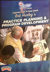 Practice Planning And Program Development by Bob Hurley Instructional Basketball Coaching Video