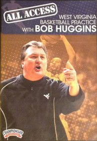 All Access: Bob Huggins by Bob Huggins Instructional Basketball Coaching Video