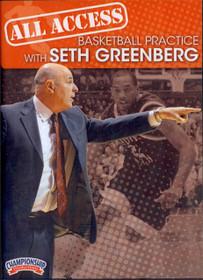 All Access:  Seth Greenberg by Seth Greenberg Instructional Basketball Coaching Video