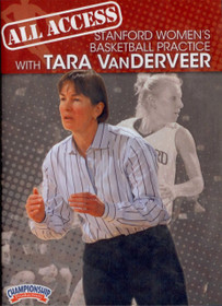 All Access: Tara Vanderveer by Tara VanDerVeer Instructional Basketball Coaching Video