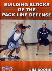Bulding Blocks Of The Pack Line Defense by Jim Boone Instructional Basketball Coaching Video