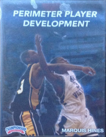 Perimeter Player Development by Marquis Hines Instructional Basketball Coaching Video