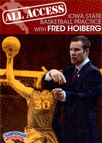 All Access: Fred Hoiberg by Fred Hoiberg Instructional Basketball Coaching Video