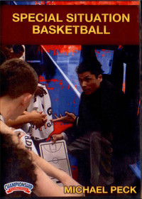 Special Situation Basketball by Michael Peck Instructional Basketball Coaching Video