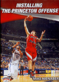 Installing The Princeton Offense by Mike Nienaber Instructional Basketball Coaching Video