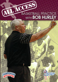 All Access: Bob Hurley by Bob Hurley Instructional Basketball Coaching Video