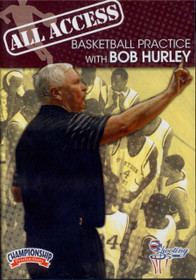 All Access: Bob Hurley Disc 3 by Bob Hurley Instructional Basketball Coaching Video
