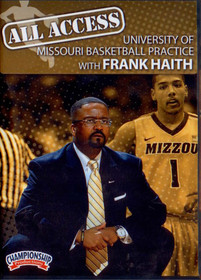 All Access: Frank Haith by Frank Haith Instructional Basketball Coaching Video