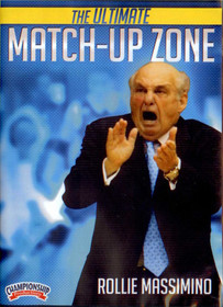 The Ultimate Match-up Zone by Rollie Massimino Instructional Basketball Coaching Video