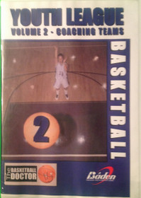 Youth League Vol. 2 - Coaching Teams by Basketball Doctor Instructional Basketball Coaching Video