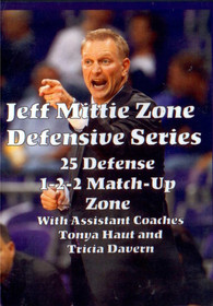 Jeff Mittie Zone Defensive Series by Jeff Mittie Instructional Basketball Coaching Video