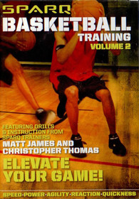 Nike Basketball Sparq Training by Matt James Instructional Basketball Coaching Video