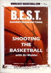 Bj Mulder Best Basketball Shooting by BJ Mulder Instructional Basketball Coaching Video