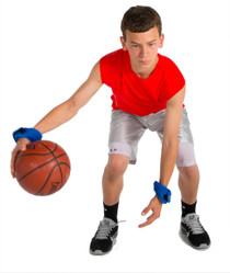 Dribble the basketball faster with V-Bands.
