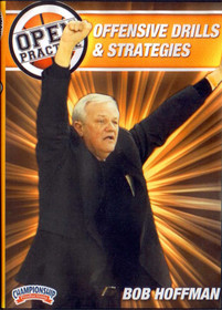 Offensive Drills & Strategies by Bob Hoffman Instructional Basketball Coaching Video