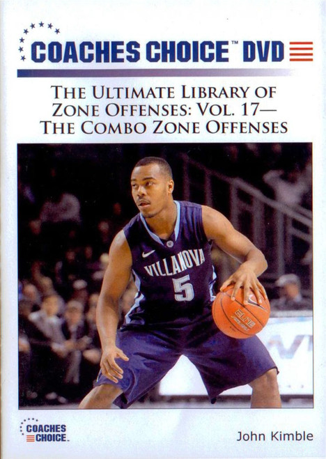 Combo Zone Offenses For Basketball by John Kimble Instructional Basketball Coaching Video