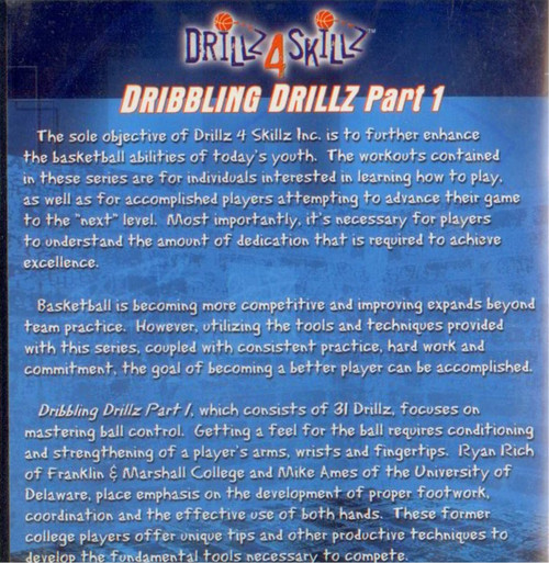 (Rental)-Dribbling Drillz Part 1