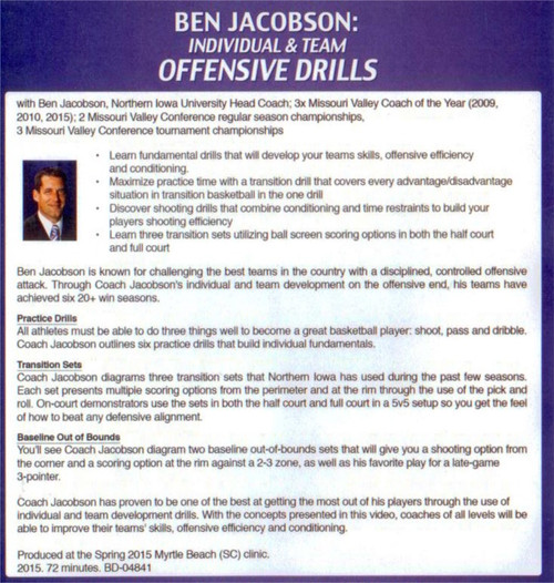 (Rental)-Individual & Team Offensive Drills
