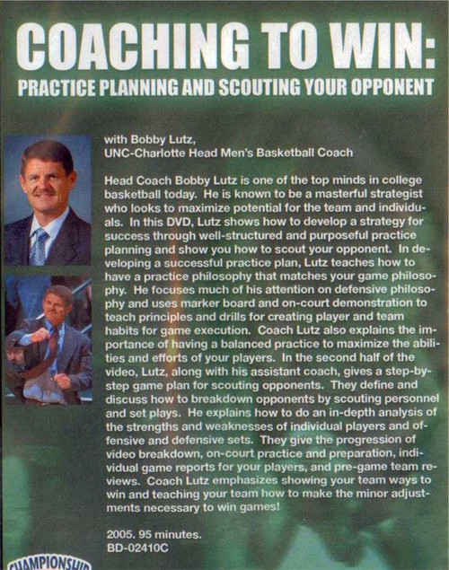 (Rental)-Practice Planning & Scouting Your Opponent