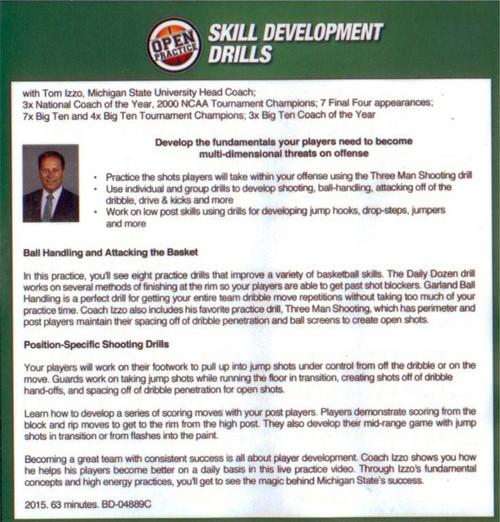 (Rental)-Skill Development Drills