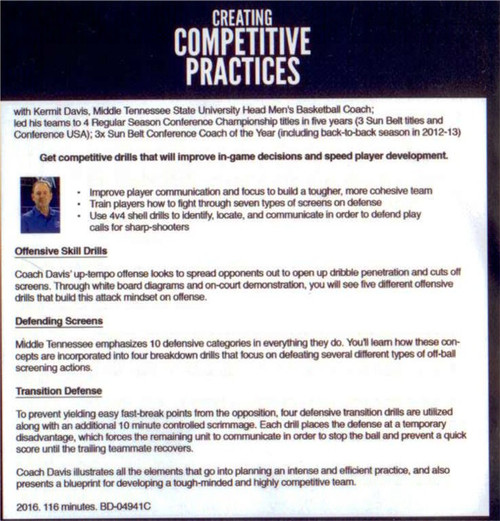 (Rental)-Creating Competitive Practices