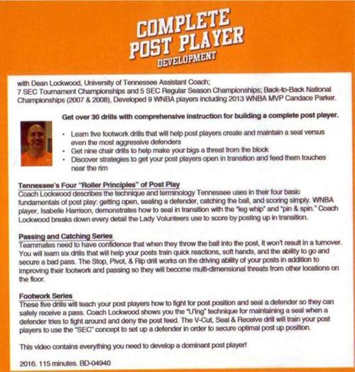 post player development basketball drills