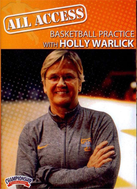 All Access With Holly Warlick by Holly Warlick Instructional Basketball Coaching Video