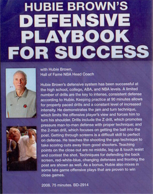 (Rental)-Defensive Playbook For Success