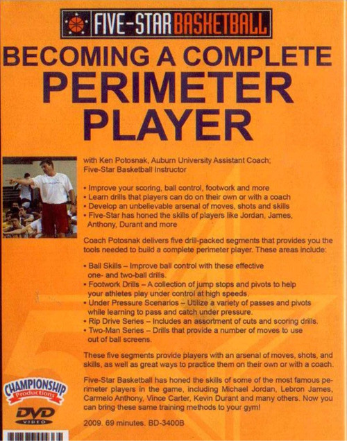 (Rental)-Becoming A Complete Perimeter Player