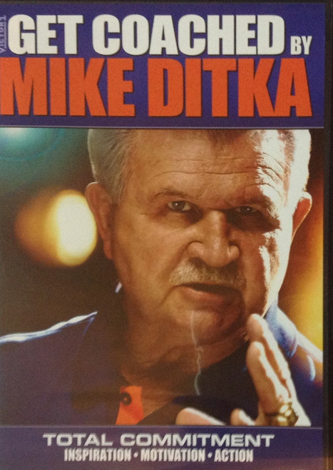 Get Coached: Mike Ditka by Mike Ditka Instructional Basketball Coaching Video