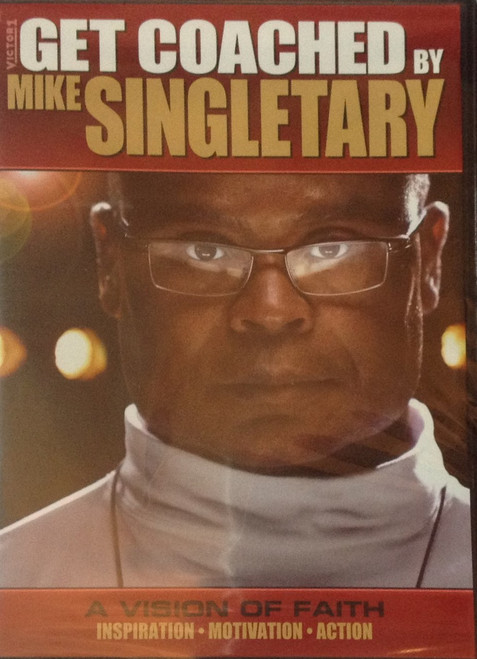 Get Coached:Mike Singletary by Mike Singletary Instructional Basketball Coaching Video