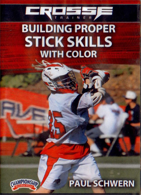 Building Proper Stick Skills with Color by Paul Schwern Instructional Basketball Coaching Video