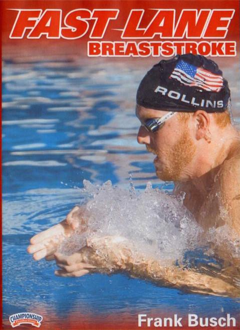 Fast Lane Breaststroke Swimming Video