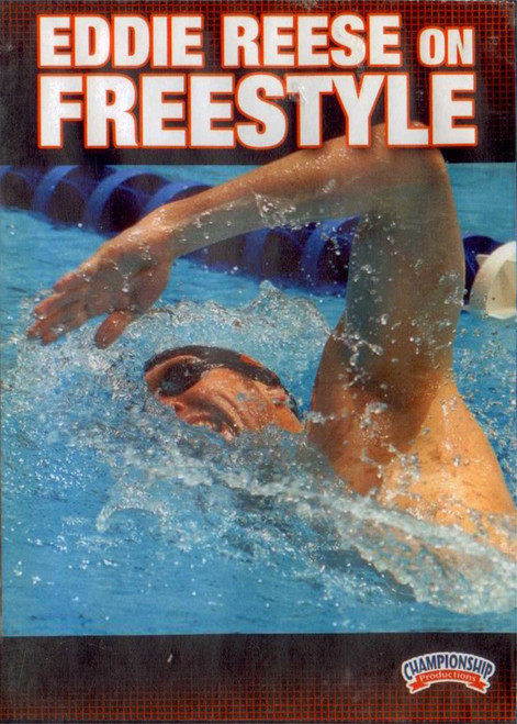 Eddie Reese Freestyle Swimming Video