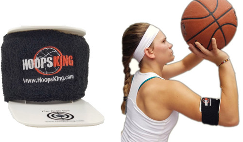 Bulls Eye Basketball Shot Training Aid