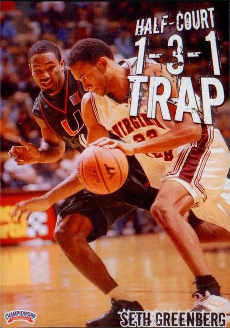 Half Court 1-3-1 Trap by Seth Greenberg Instructional Basketball Coaching Video