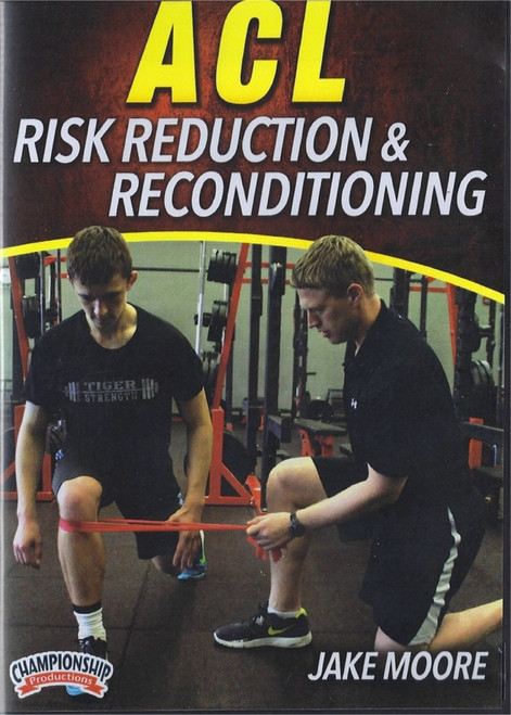 Acl Risk Reduction & Reconditioning by Jake Moore Instructional Basketball Coaching Video