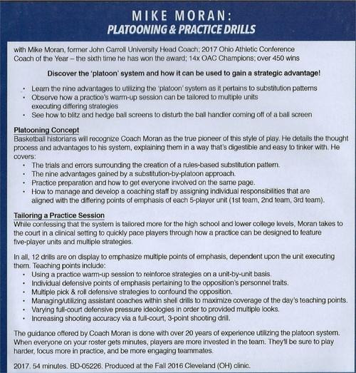 (Rental)-Platooning & Practice Drills