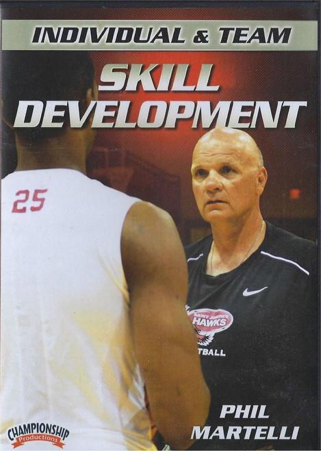 Individual & Team Skill Development by Phil Martelli Instructional Basketball Coaching Video