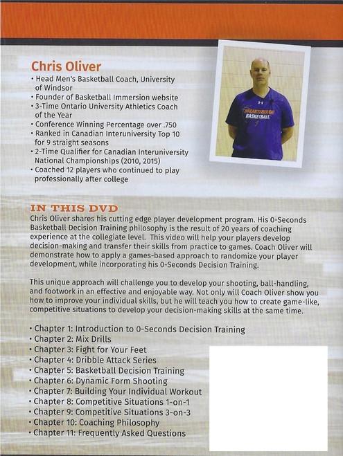 (Rental)-Chris Oliver's Basketball Decision Training