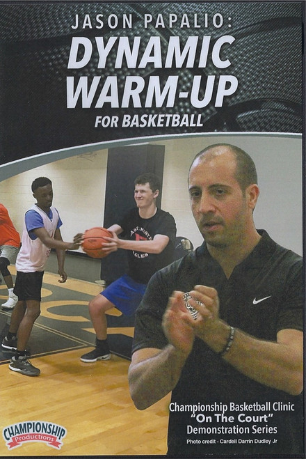 Dynamic Warm-up Drills For Basketball by Jason Papalio Instructional Basketball Coaching Video