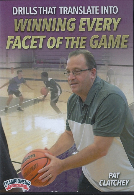 Drills That Translate Into Every Facet Of The Game by Pat Clatchey Instructional Basketball Coaching Video