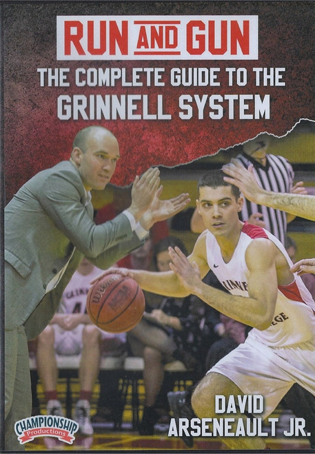 Run And Gun The Complete Guide To The Grinnell System by David Arseneault Jr Instructional Basketball Coaching Video