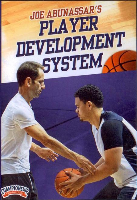 Joe Abunassar's Player Development System by Joe Abunassar Instructional Basketball Coaching Video