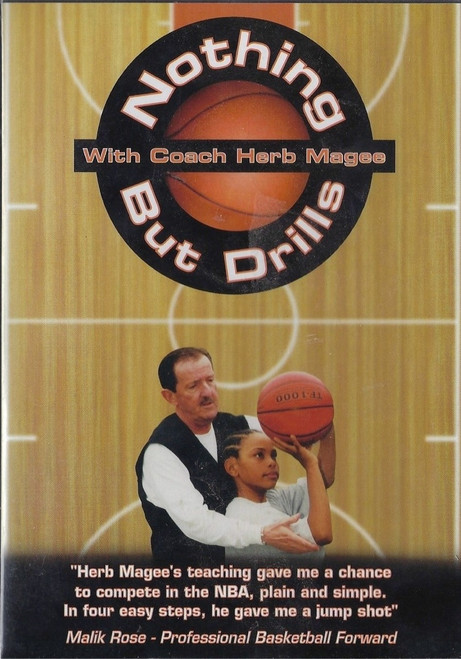 Nothing But Drills With Coach Herb Magee by Herb MaGee Instructional Basketball Coaching Video